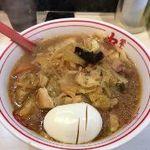 蒙古タンメン中本 - 味噌