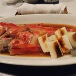 魚ちょ - 金目鯛の煮つけ