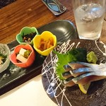 魚ちょ - 小鉢おつまみとしめ鯖