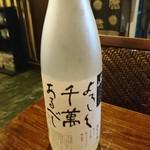 魚ちょ - 焼酎