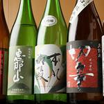 虎串 - 日本酒