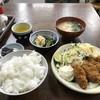 金時食堂 - 料理写真:この時期、カキフライ定食が人気メニューです(2019.1.15)