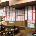 金時食堂 - 一品料理のメニューがいっぱい!(2019.1.15)