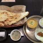 カトマンドゥカリーPUJA - 料理写真: