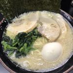 大津家 - ちゃんと炊いてます 白いけど!