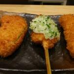 法善寺 - 南京・白身魚・豚ヘレ