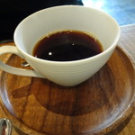 吉岡茶房 - ドリンク写真:本日の珈琲やきいもセット