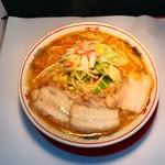肉煮干し中華そば さいころ - 料理写真:冬季限定!味噌中華!