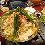 nagoyasaiseisakabamitsuemon - もつ鍋(3人前)