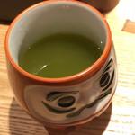 100140186 - 熱いお茶