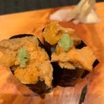 亀八鮨 - ウニ