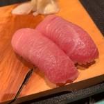 亀八鮨 - 中トロ