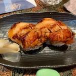 亀八鮨 - 煮穴子