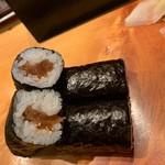 亀八鮨 - かんぴょう巻き