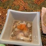 亀八鮨 - ナマコ酢