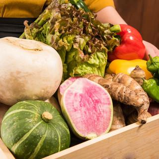 契約農家直送!生産者さんの顔が見える、新鮮なお野菜
