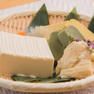 豆腐や湯葉、お酒、和スイーツ…京都を満喫できる品揃え