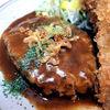 洋食の店 ぺいざん - 料理写真:ハンバーグステーキ
