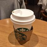 スターバックス コーヒー - ドリンク写真:●ドリップ コーヒー short HOT280円+8%