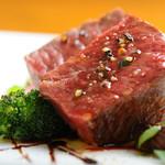 Restaurant Osami - 料理写真:肉