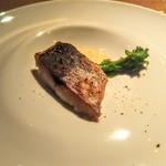 ズッカ ダ ヴィーノ - 魚料理はサワラ