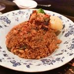 本石亭 - 料理写真:ドライカレー
