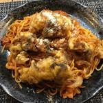 スパゲッティ専門店 タブキ - イタリアンチキン