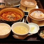 Ronfuushaorontan - 麻婆豆腐ランチ