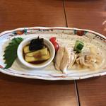 中国料理 龍薫 - 料理写真:前菜