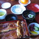うなぎ川魚料理 伊勢屋 - 40年間変わりません