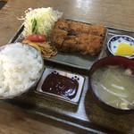 100150048 - 特上ヒレかつ定食(1520円)