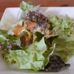 グルグル イタリア食堂 - サラダ
