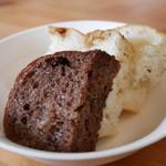グルグル イタリア食堂 - パン
