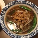 台湾料理 味鮮館 - 料理写真:台湾ラーメン