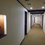 ラビスタ大雪山 - 4階の廊下
