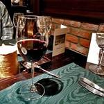 ラビスタ大雪山 - 夕食(赤のグラスワイン)