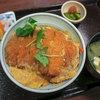 ルートイングランティア太宰府 - 料理写真:「カツ丼」(650円)。