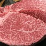●超熟成黒毛和牛フィレステーキランチ