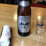 うな善 - 瓶ビール