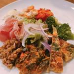 トラットリア エイト - 前菜八種盛り合わせ