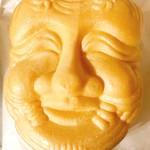糸屋製菓店 - 料理写真:翁最中 大 230円
