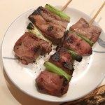 和風もつ料理 あらた - 串焼き・タン焼き