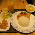 コンケン - Bセット カレー 980円(税込)
