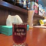 友ちゃん餃子 - 紹興酒 320円