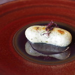 Ristorante Carlotta - 【Antipasto】魚介のサルシッチャ、松葉蟹のブロード