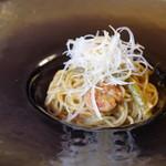 Ristorante Carlotta - 【Pasta】スパゲティ・アッラアメリカーナ