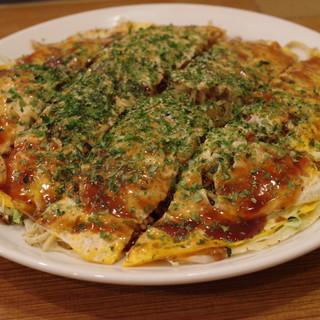 ふみちゃん - 料理写真:そば肉玉