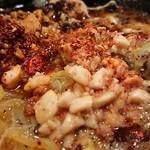 担々麺獅子王 - ナッツ?