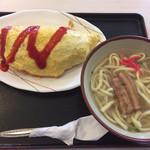 えびす食堂 - 料理写真:オムライス定食