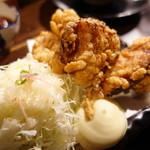 100165992 - 鶏の唐揚げゆず胡椒風味